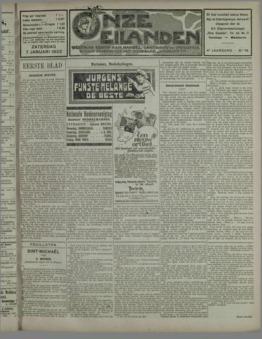 Onze Eilanden 1922