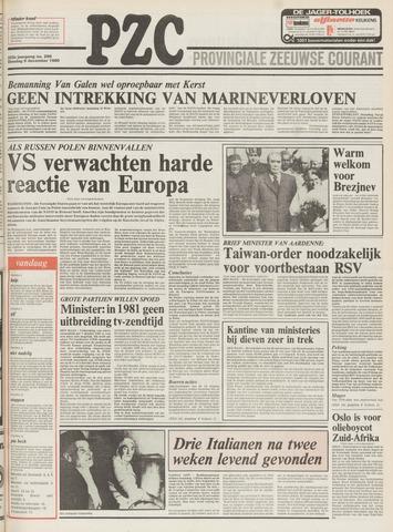Provinciale Zeeuwse Courant 1980-12-09