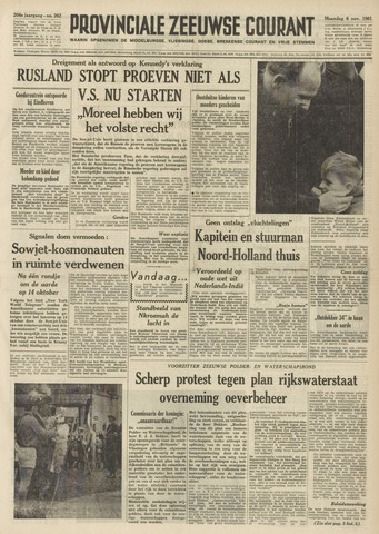 Provinciale Zeeuwse Courant 1961-11-06