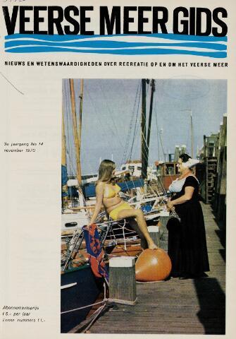 Zeeland Magazine / Veerse Meer Gids 1970-11-01
