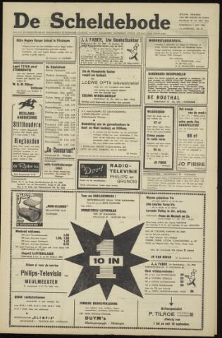 Scheldebode 1960-09-01