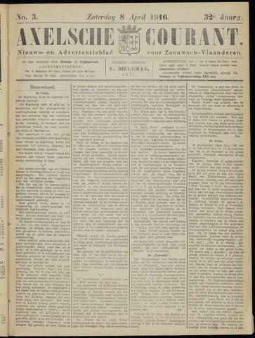 Axelsche Courant 1916-04-08