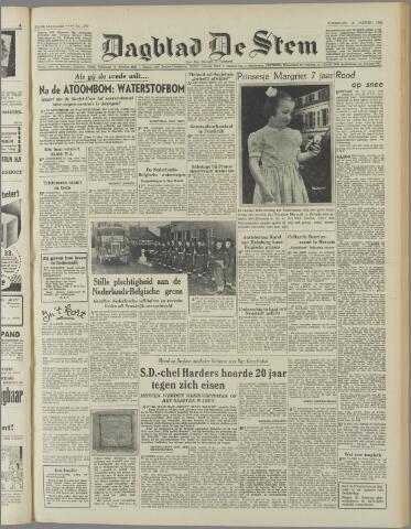 de Stem 1950-01-18