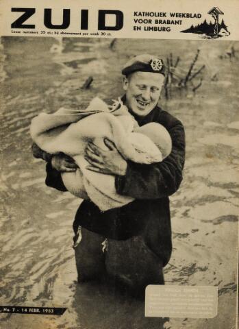 Watersnood documentatie 1953 - tijdschriften 1953-02-14