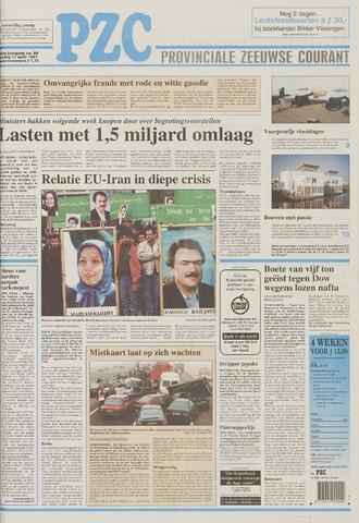 Provinciale Zeeuwse Courant 1997-04-11