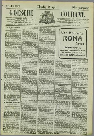 Goessche Courant 1912-04-02
