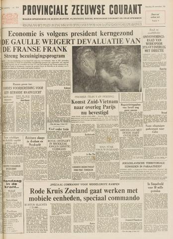 Provinciale Zeeuwse Courant 1968-11-25