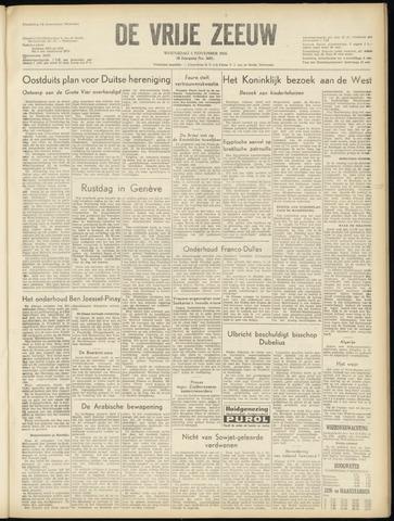 de Vrije Zeeuw 1955-11-02