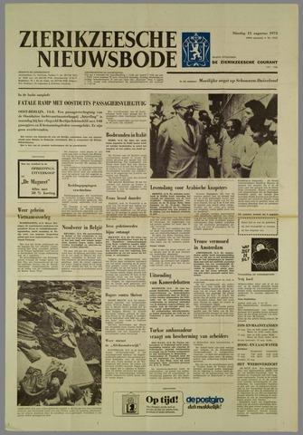 Zierikzeesche Nieuwsbode 1972-08-15