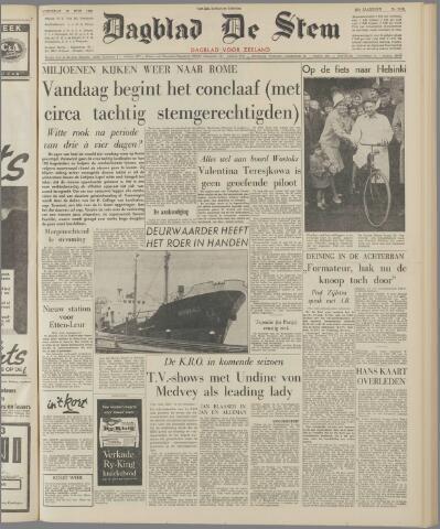 de Stem 1963-06-19