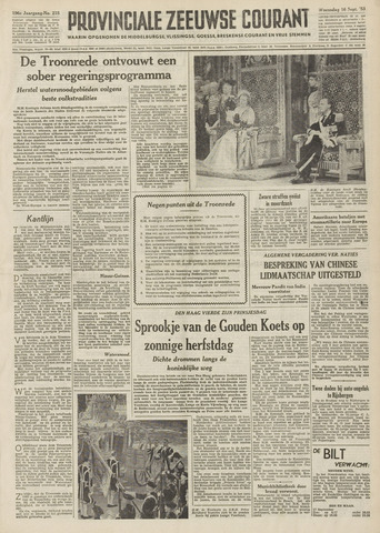 Provinciale Zeeuwse Courant 1953-09-16
