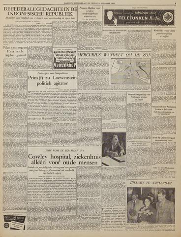 Watersnood documentatie 1953 - kranten 1953-11-13