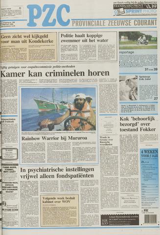 Provinciale Zeeuwse Courant 1995-07-08