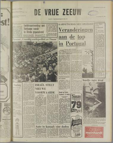 de Vrije Zeeuw 1975-07-24