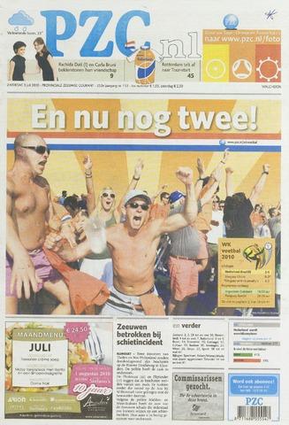 Provinciale Zeeuwse Courant 2010-07-03