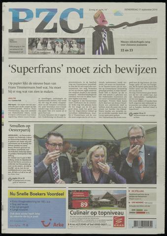 Provinciale Zeeuwse Courant 2014-09-11