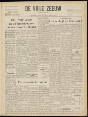 de Vrije Zeeuw 1952-04-15