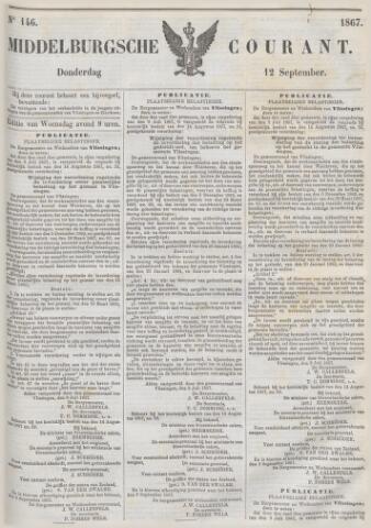 Middelburgsche Courant 1867-09-12