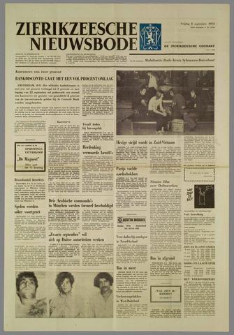 Zierikzeesche Nieuwsbode 1972-09-08