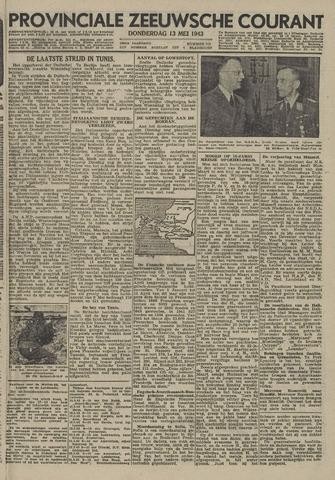Provinciale Zeeuwse Courant 1943-05-13