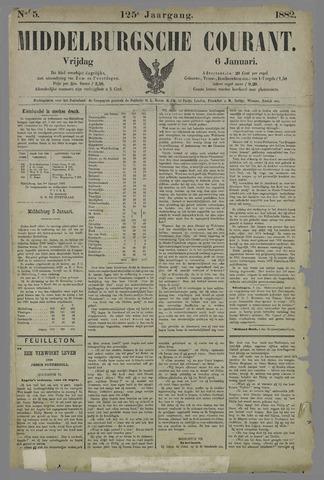 Middelburgsche Courant 1882-01-06