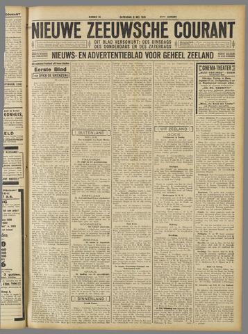 Nieuwe Zeeuwsche Courant 1931-05-09