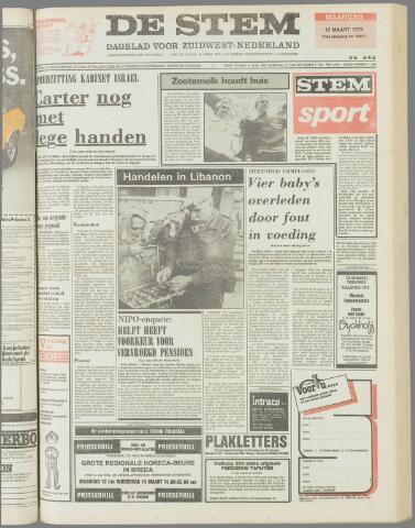 de Stem 1979-03-12