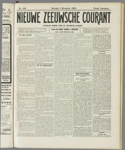 Nieuwe Zeeuwsche Courant 1908-12-01