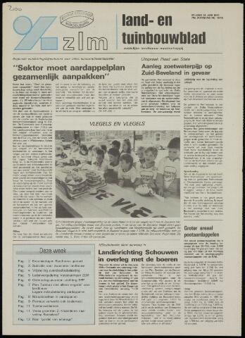 Zeeuwsch landbouwblad ... ZLM land- en tuinbouwblad 1991-06-14