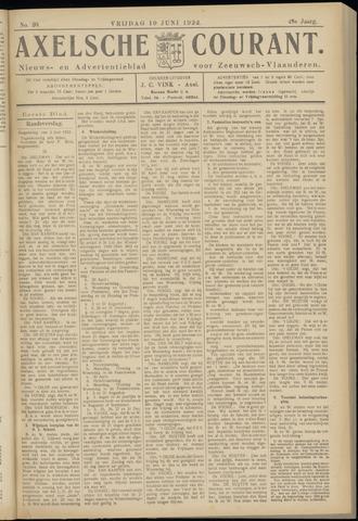 Axelsche Courant 1932-06-10