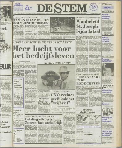 de Stem 1982-01-22
