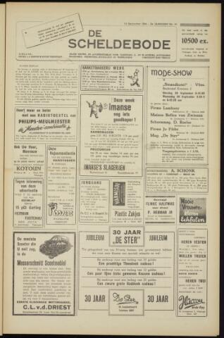 Scheldebode 1954-09-24