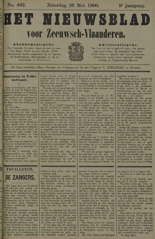 Nieuwsblad voor Zeeuwsch-Vlaanderen 1900-05-26