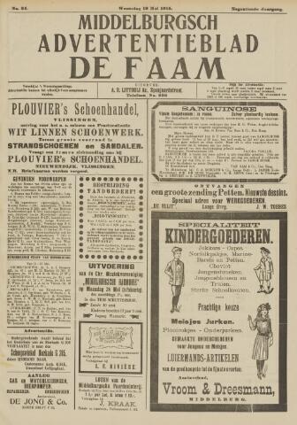 de Faam en de Faam/de Vlissinger 1915-05-19