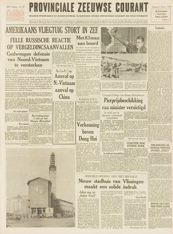 Provinciale Zeeuwse Courant 1965-02-09