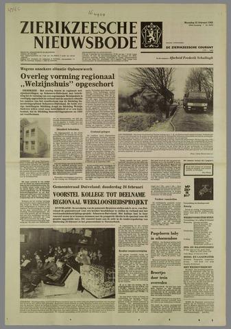 Zierikzeesche Nieuwsbode 1983-02-21