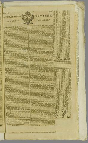 Middelburgsche Courant 1806-07-26