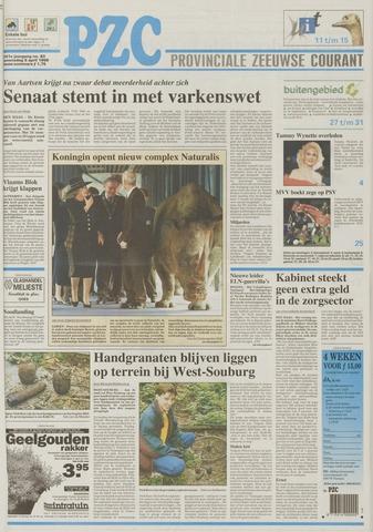 Provinciale Zeeuwse Courant 1998-04-08