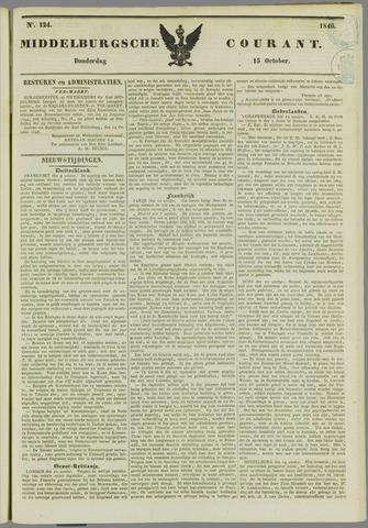 Middelburgsche Courant 1846-10-15