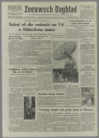 Zeeuwsch Dagblad 1956-04-18