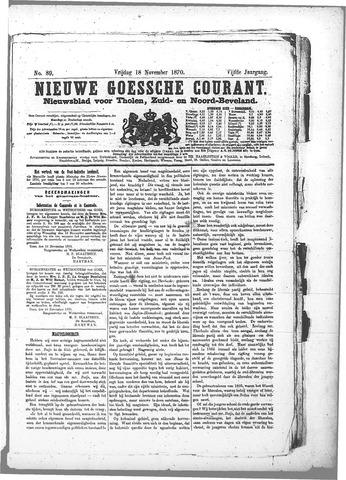 Nieuwe Goessche Courant 1870-11-18