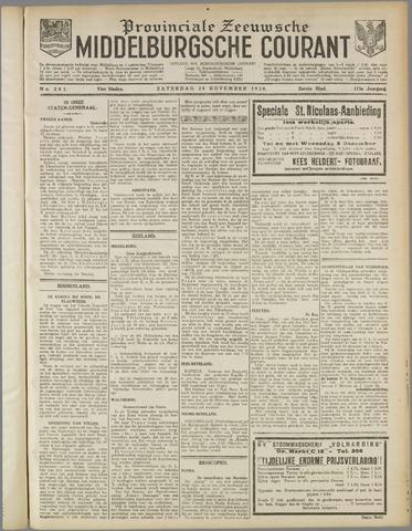 Middelburgsche Courant 1930-11-29