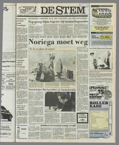 de Stem 1989-12-30
