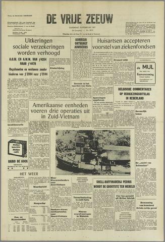de Vrije Zeeuw 1967-02-18