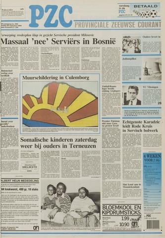 Provinciale Zeeuwse Courant 1994-08-30