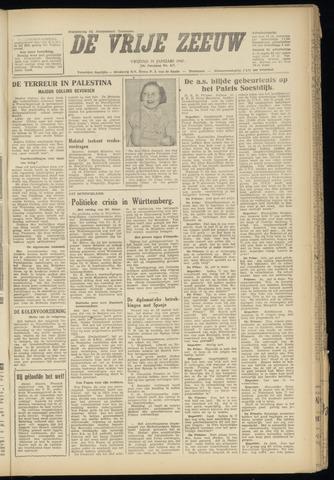 de Vrije Zeeuw 1947-01-31