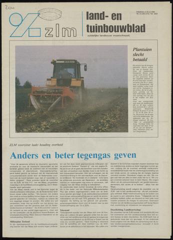Zeeuwsch landbouwblad ... ZLM land- en tuinbouwblad 1990-07-06