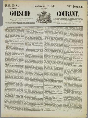 Goessche Courant 1883-07-12