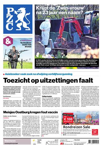 Provinciale Zeeuwse Courant 2017-03-29