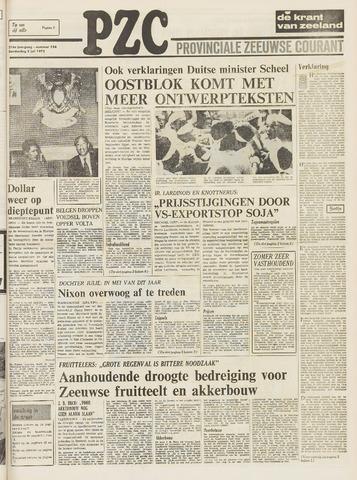 Provinciale Zeeuwse Courant 1973-07-05